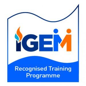 IGEM_Seals_Recognised Training Programme